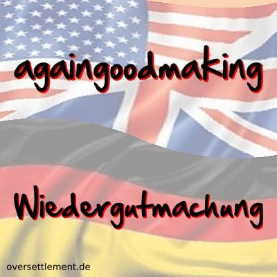 againgoodmaking