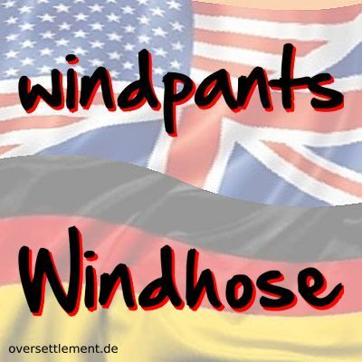 windpants