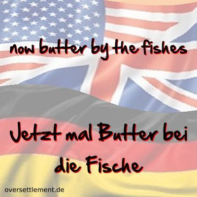 now butter by the fishes