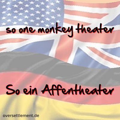 so one monkey theater
