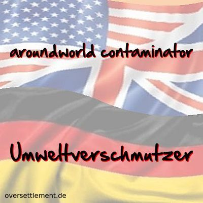aroundworld contaminator
